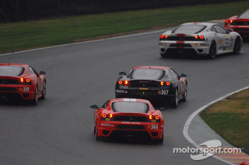 Coppa Shell race 1