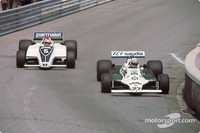 Formula 1 Photos - Alan Jones and Nelson Piquet