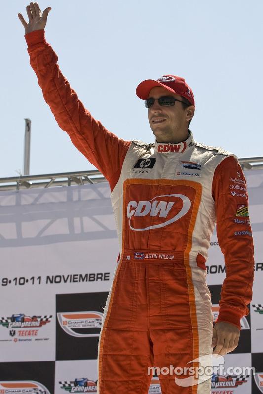 Drivers presentation: Justin Wilson