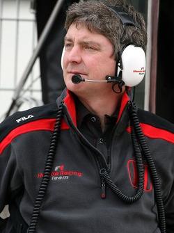 Steve Clark Honda Racing F1 Team