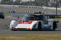 November test days at Daytona