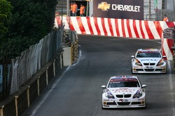 Andy Priaulx, BMW Team UK, BMW 320si WTCC
