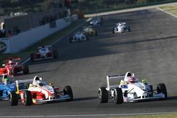 Alexander Rossi, Eurointernational and Daniel Campos-Hull, Eifelland Racing