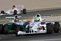Luuk Glansdorp, Fortec Motorsport, Tiago Geronimi, Eifelland Racing