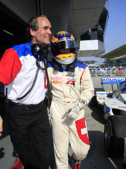 Neel Jani and Max Welti, A1 Team Switzerland