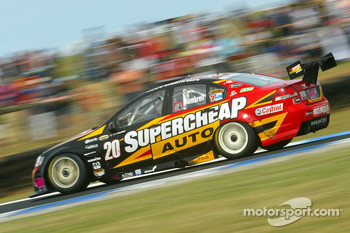 Paul Dumbrell - SuperCheap Auto Racing