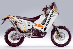 KTM: K‰stle KTM 690 Rally