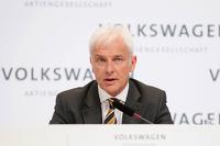 Автомобили Фото - Матиас Мюллер, глава Volkswagen