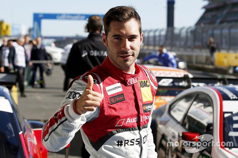 #17: Miguel Molina (Audi)