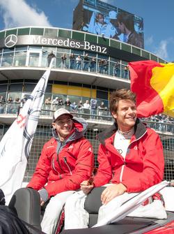 Edoardo Mortara, Audi Sport Team Abt, Adrien Tambay, Audi Sport Team Abt Sportsline