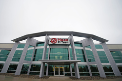 Haas F1 Team headquarters