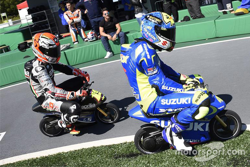 Aleix Espargaro, Team Suzuki MotoGP at Japanese GP