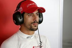 Lucas di Grassi , Audi Sport Team Joest