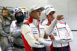 Marc Lieb and Neel Jani, Porsche Team