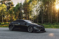WTCC Photos - Polestar Racing unveils the new Volvo S60 TC1