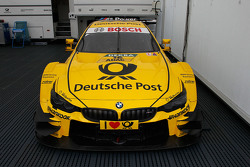 The BMW M4 DTM of Alex Zanardi