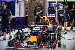 Red Bull Racing RB11 of Daniel Ricciardo, Red Bull Racing