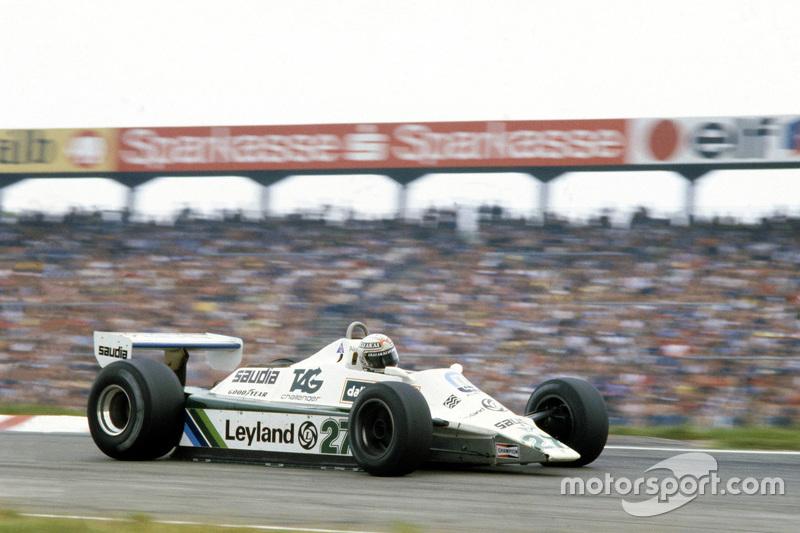 1980: Williams FW07