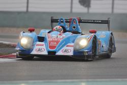 #29 Pegasus Racing Morgan-Nissan: David Cheng, Ho-Pin Tung, Alex Brundle