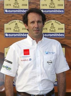 Portuguese teams presentation: Pedro Grancha