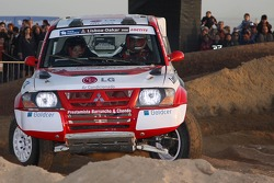 Red Line Off-Road Team, Mundo Dakar event: Francisco Inocencio and Paulo Fiuza