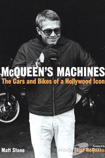 McQueen's Machines book cover