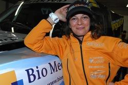 Team Fleetboard Dakar Leipzig presentation: Antonia De Roissard