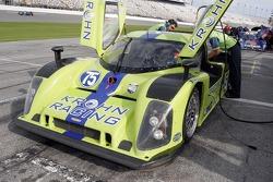 #75 Krohn Racing Pontiac Lola: Tracy Krohn, Eric van de Poele, Oliver Gavin