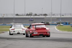 #63 TRG Porsche GT3 Cup: Duncan Ende, Ron Yarab Jr., Pierre Bourque, Hima Maher