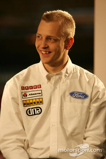 Mikko Hirvonen, Ford World Rally Team