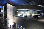 Inside BMW Welt