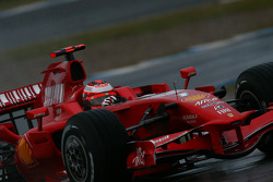 Kimi Raikkonen Scuderia Ferrari