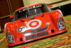 Chip Ganassi Racing with Felix Sabates: the Lexus Riley Grand Am car