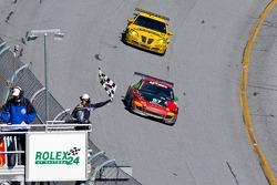 #87 Farnbacher Loles Porsche GT3 Cup: Timo Bernhard, Pierre Ehret, Dominik Farnbacher, Dirk Werner