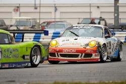 #29 Alegra Motorsports Porsche GT3 Cup: Louis-Philippe Dumoulin, Scooter Gabel, Bob Woodman, Carlos de Quesada
