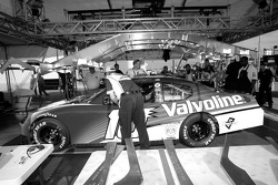 Valvoline Dodge at tech inspection