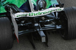 Honda Racing F1 Team, RA108, Rear Wing