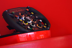 Scuderia Ferrari Steering wheels