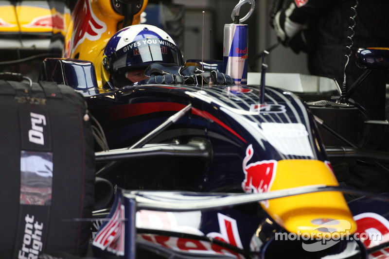 David Coulthard, Red Bull Racing, RB4
