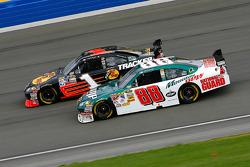 Dale Earnhardt Jr. and Martin Truex Jr.