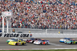 Start: Brian Vickers leads the field