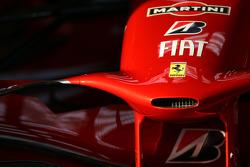 Ferrari F2008 front wing
