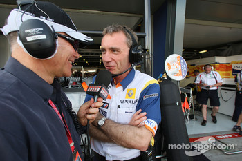 Bob Bell, Renault F1 Team, Chassis Technical Director
