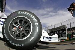 Bridgestone Potenza tyre