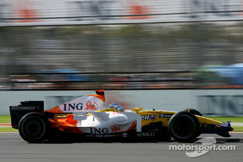 Fernando Alonso, Renault F1 Team, R28