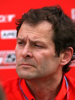 Aldo Costa, Scuderia Ferrari Chief Designer