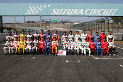 GT500 Drivers