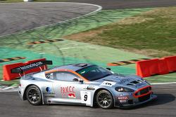 Hexis Racing Aston Martin DBRS9: Frédéric Makowiecki, Gilles Vannelet
