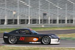 #121 KS Motorsports Ginetta G50: Stewart Linn, Steve Vanbellingen, Koen Leyssens
