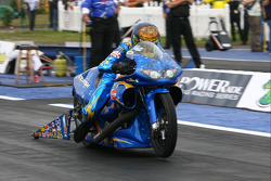 2007 Pro Stock Bike champion Matt Smith